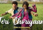 Teri Choriyaan Song Chhalaang