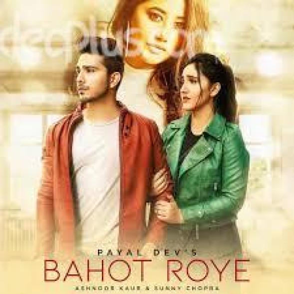Bahot Roye Song Payal Dev Download