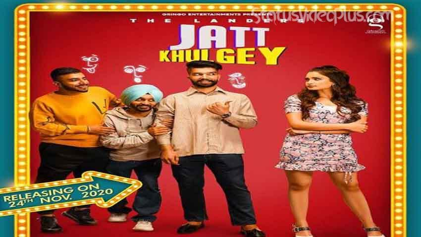 Jatt Khulgey Song The Landers Download Whatsapp Status Video