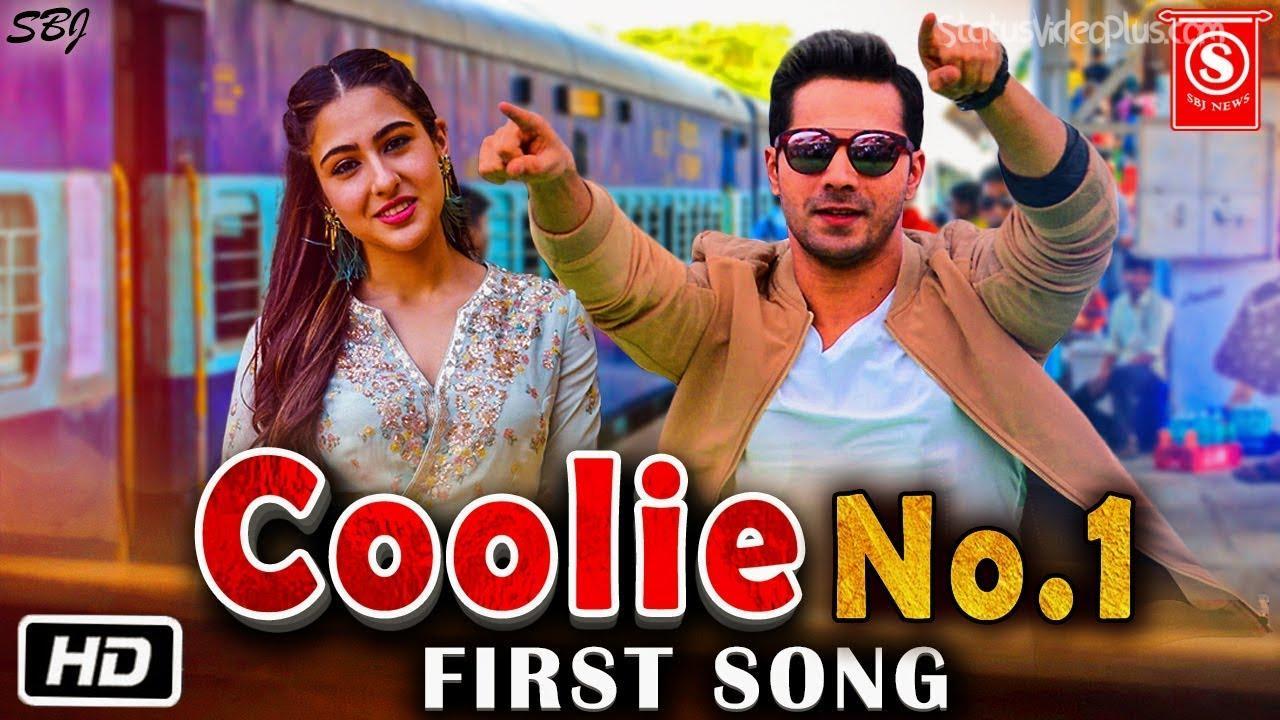 Coolie No.1 Song Varun Dhawan Sara Ali Khan