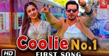 Coolie No.1 Song Varun Dhawan Sara Ali Khan