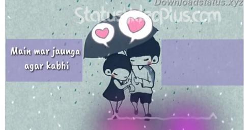 Taaron Ke Shehar Mein - Hindi Status Video - Download Whatsapp Status