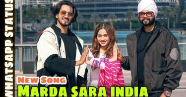 marda sara india song ramji gulati download whatsapp status video