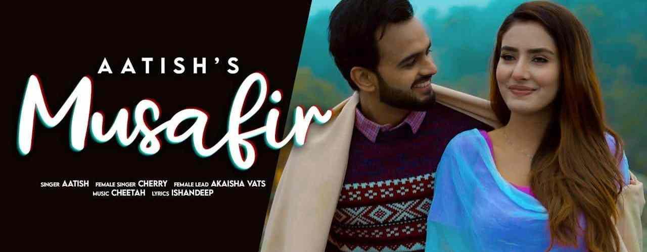 Musafir Song Aatish Cherry Download Whatsapp Status