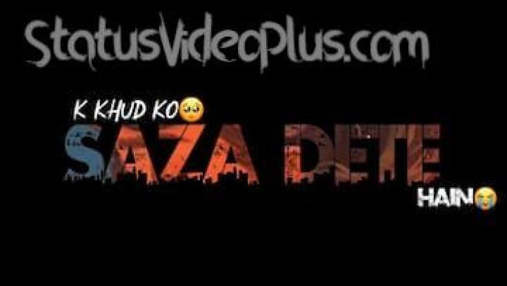 Breakup Status Videos - WhatsApp status video
