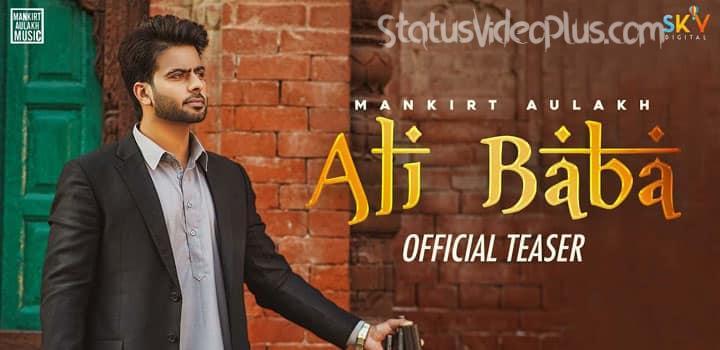 Ali Baba Song Mankirt Aulakh Download Whatsapp Status