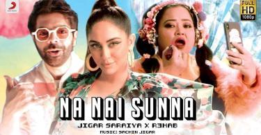 Na Nai Sunna Song Jigar Saraiya Nikhita Gandhi Status Video