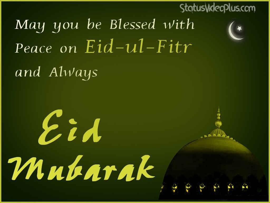 Happy Eid al-Fitr Special Wishes Download Whatsapp Status