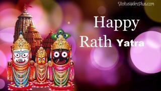 Happy Ratha Yatra Download Status Video