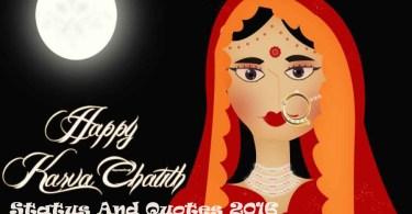 100+ Karva Chauth Status Marvelous Karva Chauth Quotes 2016