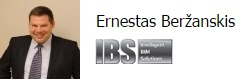Ernestas Berzanskis CEO Intelligent BIM Solutions