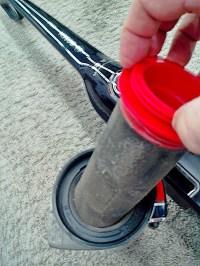 Bosch Athlet Filter Reinigung im Vergleich