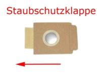 10 Staubsaugerbeutel geeignet fr Koenik KVC150 ...