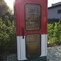 Nein, kein Telefonzelle