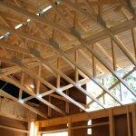 Wooden Roof Truss