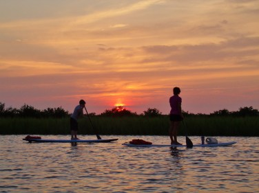 Family Fun SUP St Augustine