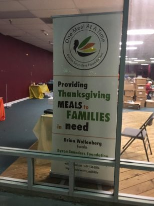 One Meal at a Time 2016