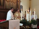 New Year's Eucharist 2017