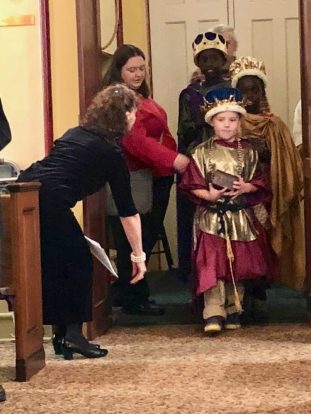 Christmas Eve Advent 4/Christmas Pageant 2017