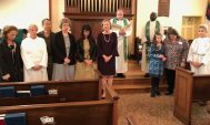 Blessing of Altar Guild and Musicians