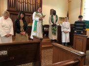 Blessing of Vestry Members