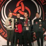 Ishoj Cup 2018 Gold Medal Award