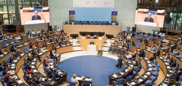 UNESCO CONFERENCE IN GERMANY
