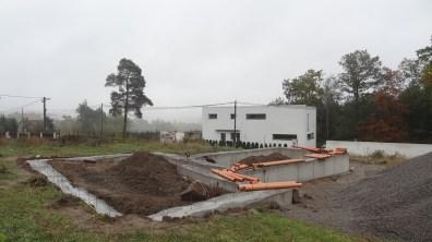 Roztříděné potrubí a další části