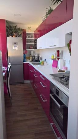 Skutečná podoba kuchyně