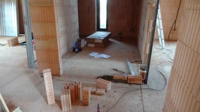 Podezdívka stavebních pouzder