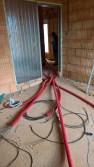 Chráničky pro rozvody elektroinstalace v podlaze