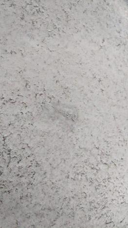 Opravená díra v podlaze