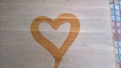 Rozdíl v natřeném a nenatřeném dřevě
