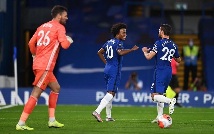 Chelsea FC futbal
