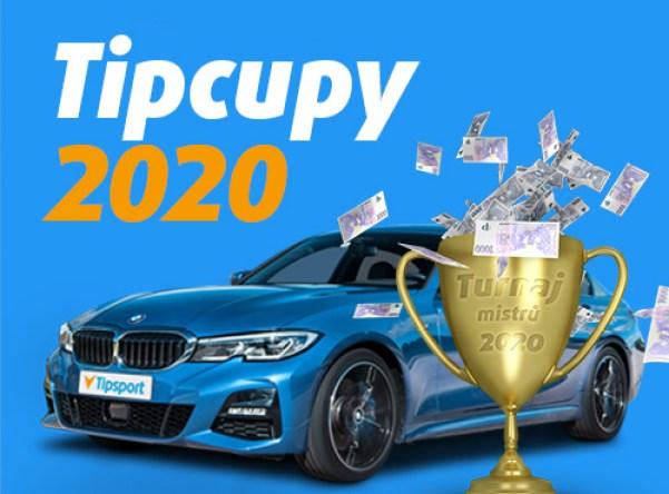 Prázdninový Tipcup 2020