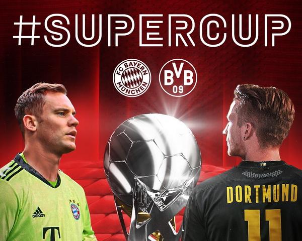Bayern proti Dortmundu