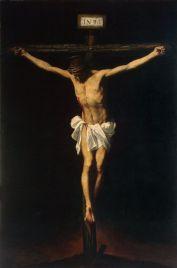 Alonso Cano, Crucifixion, 17th c.