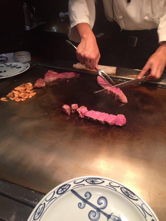 神戸牛ステーキ2