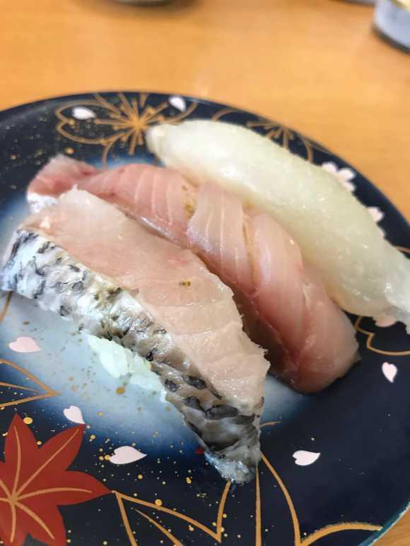 スーパー回転寿司やまと 地魚