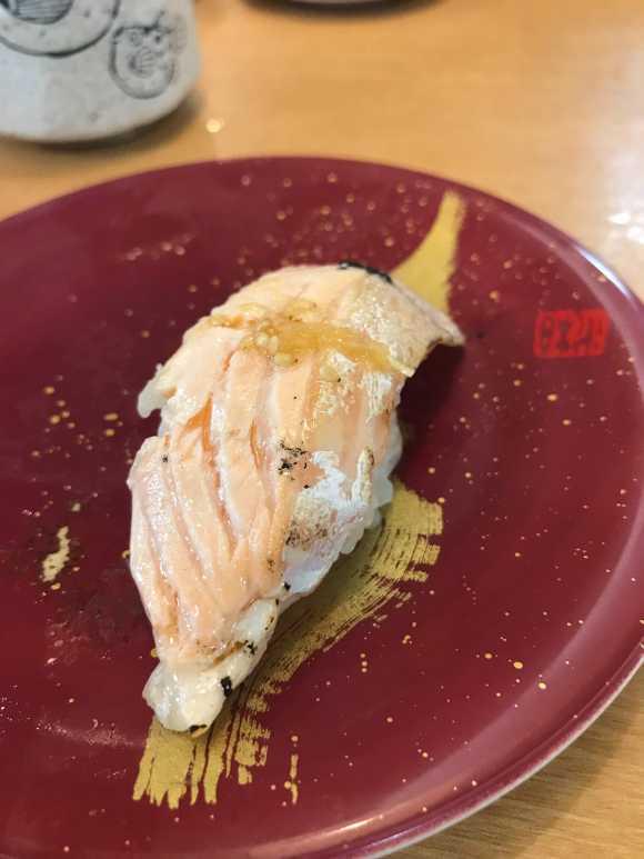 スーパー回転寿司やまと サーモン