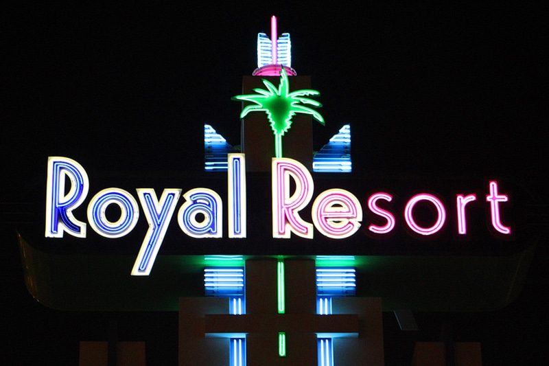 Royal Resort Closes and Nobody Notices