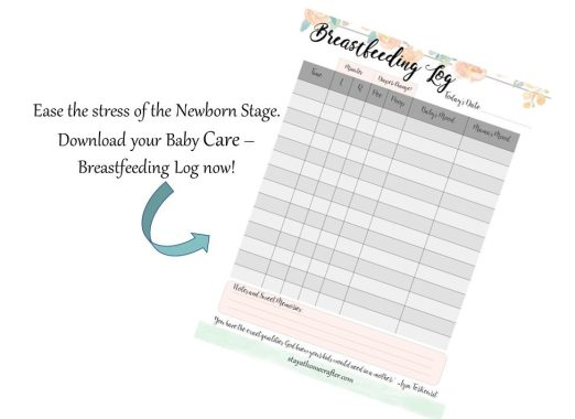 In the midst of mommyhood stage? Download your free Breastfeeding Baby Care Log today. It's the perfect tool for logging late night feedings and keeping special memories! Repin now for later!