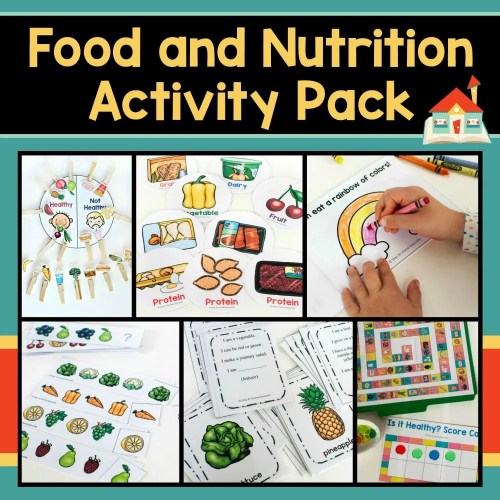 small resolution of How to Teach Healthy Eating with a Preschool Nutrition Theme