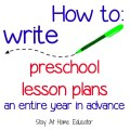 Steps and a few hours and you can also plan your lessons for an entire