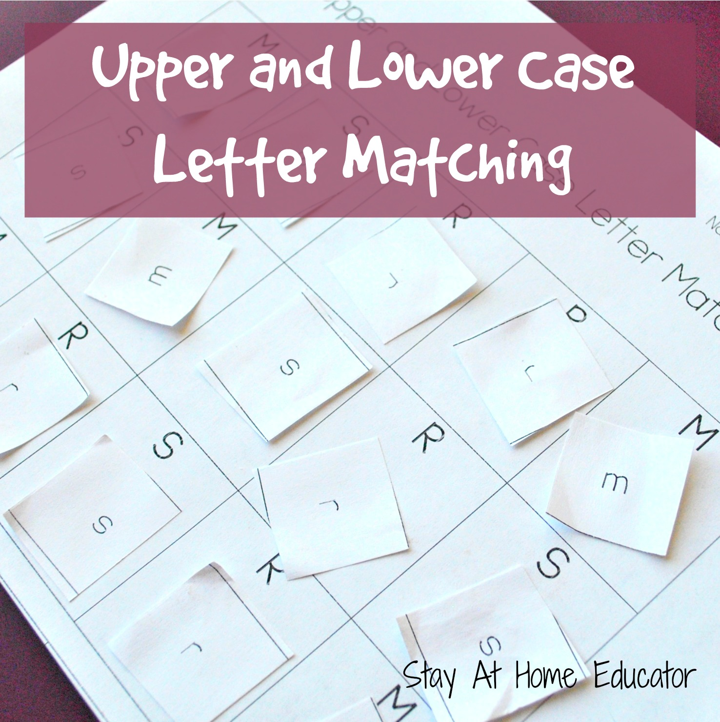 Letter Identification Sound Assessment