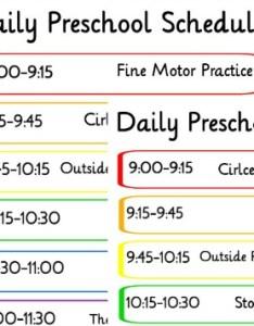 also how to create  preschool schedule that works rh stayathomeeducator