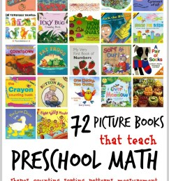 72 of the Absolute Best Math Picture Books for Kids [ 1066 x 780 Pixel ]