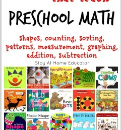 72 of the Absolute Best Math Picture Books for Kids [ 3030 x 780 Pixel ]