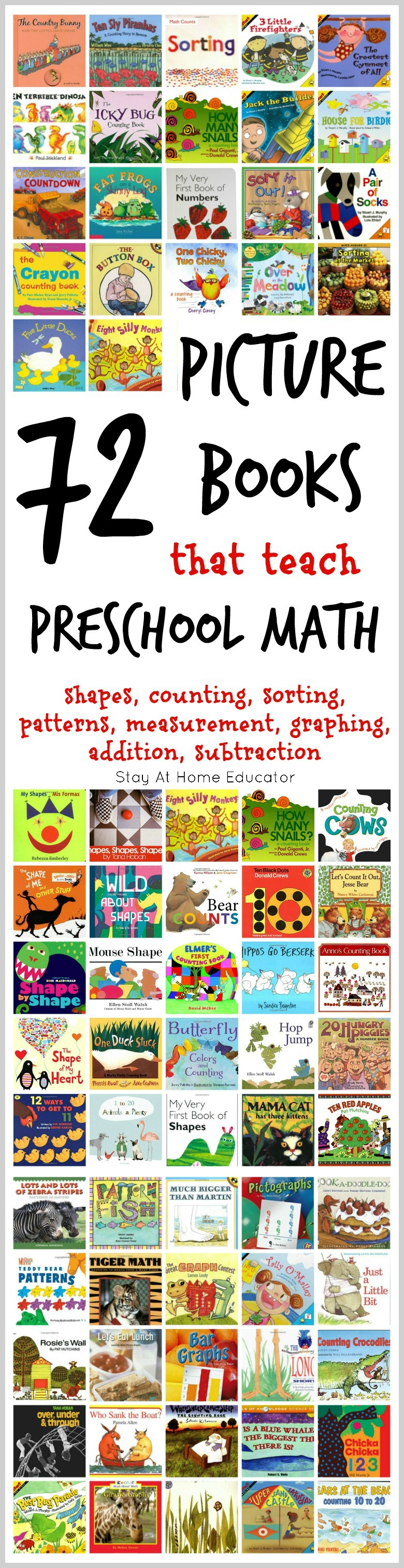 hight resolution of 72 of the Absolute Best Math Picture Books for Kids