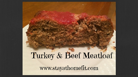 Turkey & Beef Meatloaf